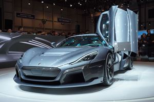 Rimac C_Two All-Electric Hypercar Nearly Sells Out In Only Three Weeks