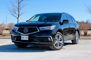 2018 Acura MDX Review: Practical Luxury Value But Falling Behind The Competition