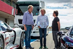 The Grand Tour Has Been Cancelled Because It's Too Expensive