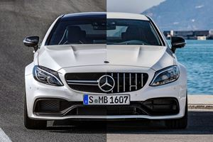 2018 Vs. 2019 Mercedes-AMG C63: Here's What's New