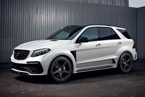 Mercedes Laughs At Idea Of Black Series SUV