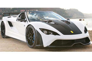 Tushek Renovatio T500 is a Slovenian Supercar Worthy of Praise