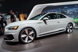 Audi Promises RS Models Will Be Electrified 'In The Near Future'