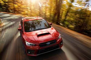 Next-Generation Subaru WRX Will Definitely Get A Manual Transmission