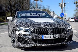 SPIED: Next-Gen BMW 8 Series Coupe And Convertible Caught In Germany