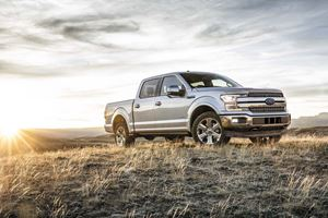 Nearly 350,000 Ford F-Series Trucks And Expedition SUVs Recalled