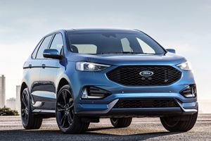 The Ford Edge ST Will Come With Some Real Performance Features