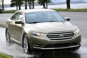Disappearing Family Sedans: 2018 Ford Taurus
