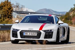 2018 Audi R8 RWS Priced At $139,950, Arrives Early This Summer