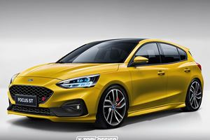 Will The Next Ford Focus ST And RS Look Like This?