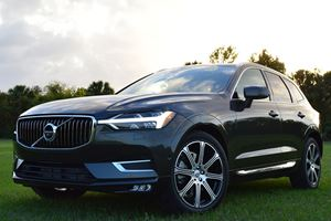 2018 Volvo XC60 Test Drive Review: Luxury Without Aggression