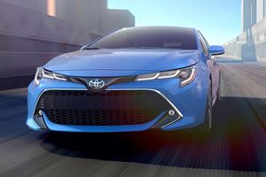 2019 Toyota Corolla Hatchback First Look Review: Son Of Scion Gets Another Chance