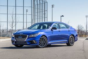 2018 Genesis G80 Sport Test Drive Review: Can This Swift Thrift Take On The Germans?