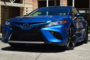 2018 Toyota Camry Test Drive Review: Not Your Grandparent's Camry