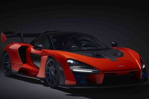 Here's Why The McLaren Senna Is Named After The Legendary Racer