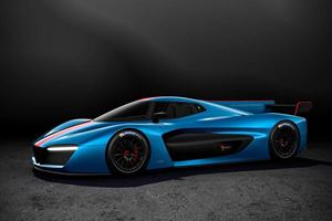 Pininfarina Electric Hypercar Will Do 0-62 MPH In Under Two Seconds