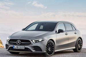 Mercedes A-Class Sedan Will Finally Be Shown Next Week