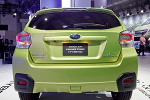 Subaru Plans To Name Something 'Evoltis'