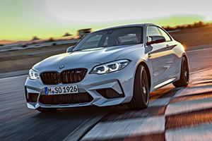 Ultra-Light BMW M2 CSL Could Still Arrive In 2021
