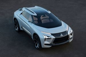 Could The Mitsubishi Lancer Transform Into A Crossover, Too?