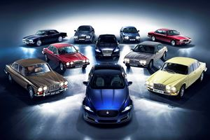 Jaguar XJ50 Celebrates 50 Years Of The Legendary Luxury Sedan