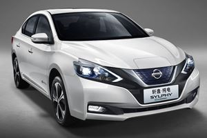 Nissan Sylphy ZE Is An Electric Sentra With Leaf Guts
