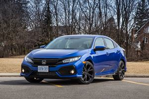 2018 Honda Civic Hatchback Test Drive Review: Looks Can Be Deceptive