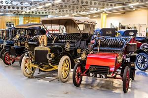 Feast Your Eyes On The Largest Ford Collection In The World