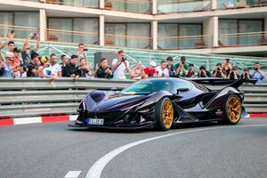 Top Marques Turns 15 With Amazing Lineup Of Supercars In Monaco