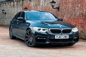 2018 BMW 5 Series Test Drive Review: The Best Just Got Better