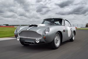 This Is The Brand New Aston Martin DB4, Seriously