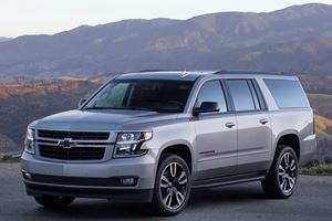 Chevy Thinks Bigger V8 Is Better For Suburban RST