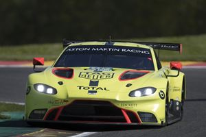 Aston Martin V8 Vantage GTE Is A Brilliant New Race Track Addition