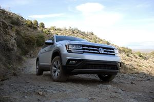 Our 2018 Volkswagen Atlas Proved You Don't Need AWD For Off-Roading