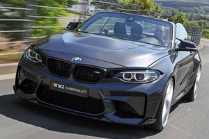 BMW Won't Build An M2 Convertible, So This Company Built Its Own