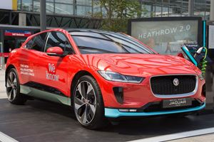 Fly Into London And Catch A Ride In A New Jaguar I-Pace