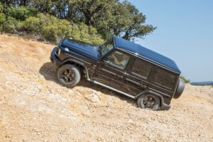 2019 Mercedes-Benz G-Class First Drive Review: Something Old, Something New