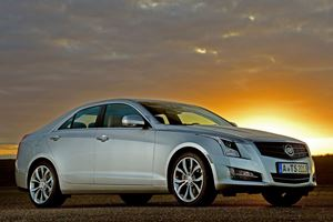 The Cadillac ATS Sedan Is Officially Dead
