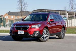 2018 Subaru Outback Test Drive Review: A Legacy Of Practicality