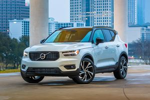 How The Volvo XC40 Is Changing The Face Of The Compact SUV Segment