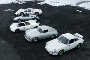 Porsche's Grandson Reveals His 5 Favorite Models
