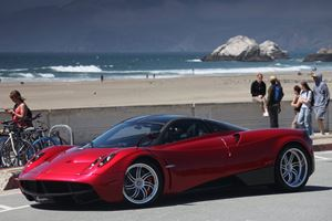 """You Can Now Lease A Pagani Huayra For """"Just"""" $25,339 Per Month"""