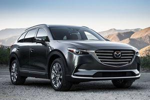 Best Minivan Alternatives Of 2018: Mazda CX-9