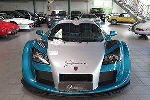 This Gumpert Apollo For Sale Set A Record-Breaking Nurburgring Lap