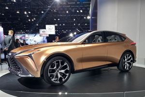 Lexus Can't Keep Name Of Upcoming Flagship Crossover A Secret