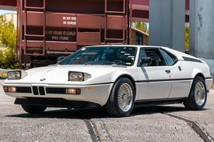 Here's Your Chance To Own A Nearly All-Original BMW M1