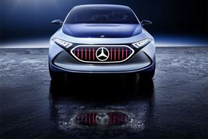 Mercedes Cooking Up Compact Electric Car To Take On Tesla
