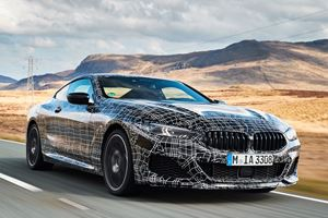 The Countdown For The BMW 8 Series Reveal Is Officially Underway