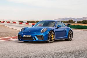 2018 Porsche 911 GT3 Test Drive Review: Has The Manual Had Its Day?