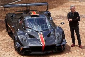 Pagani's Problem With Hybrids Makes Complete Sense